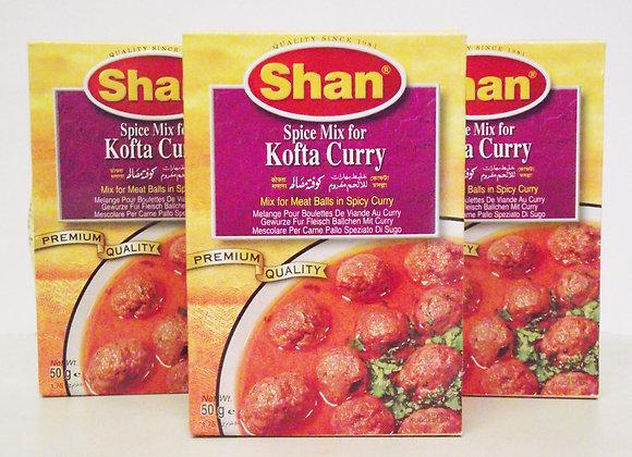 Shan Kofta Curry