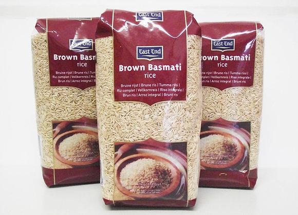 East End Brown Basmati Rice 5kg