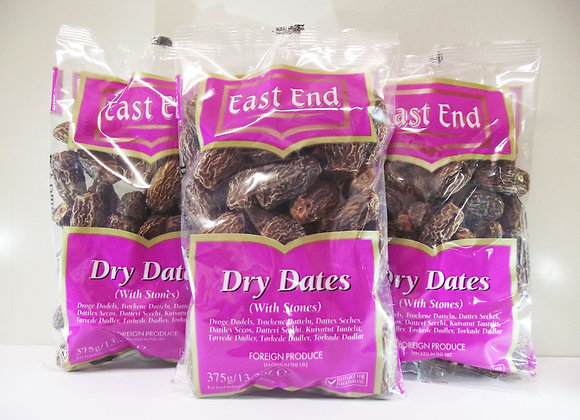 East End Dry Dates