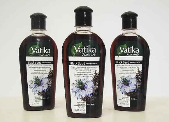 Vatika Black Seed Enriched Hair Oil 200ml