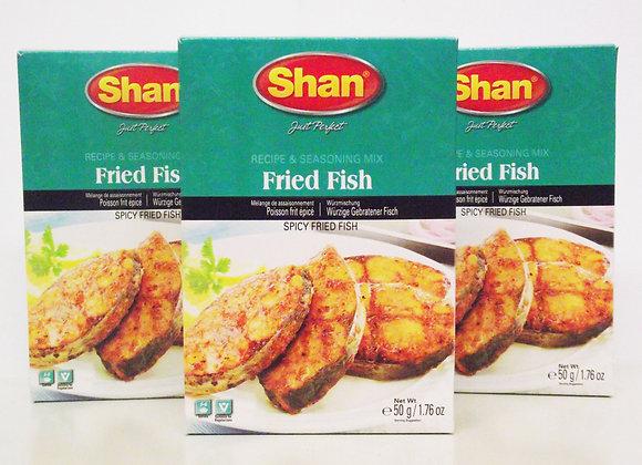 Shan Fried Fish Masala