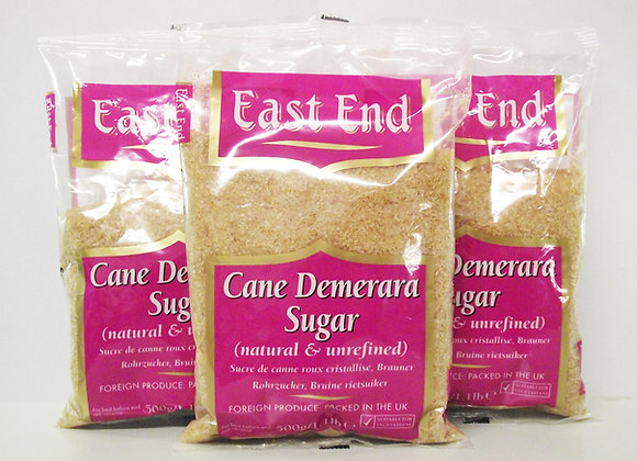 East End Cane Demerara Sugar (Brown Sugar)