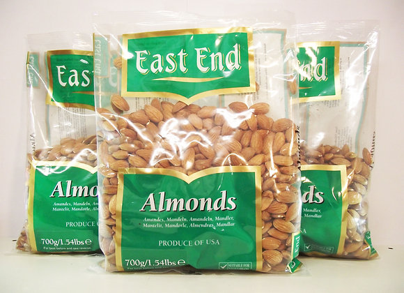 East End Almonds 700g