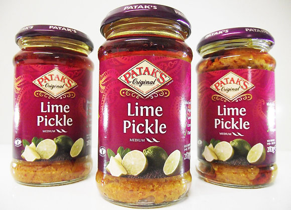 Patak's Lime Pickle (Medium)