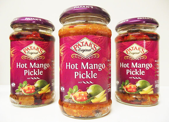 Patak's Hot Mango Pickle (Hot)