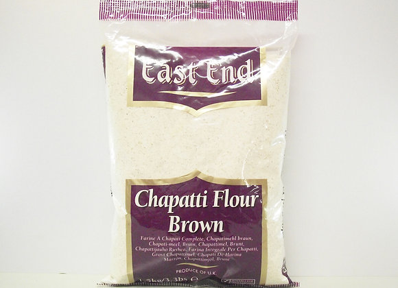 East End Chapatti Brown