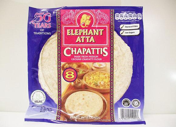 Elephant Atta Chapattis
