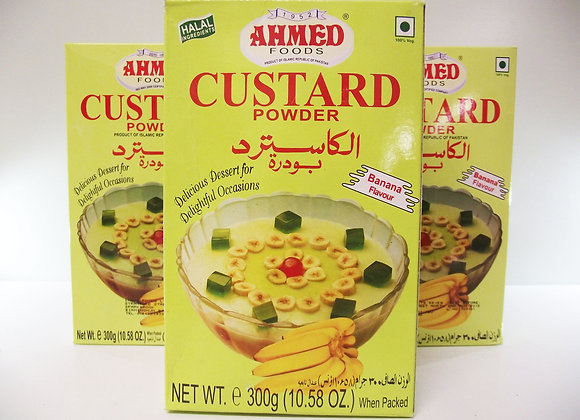 Ahmed Banana Custard Powder