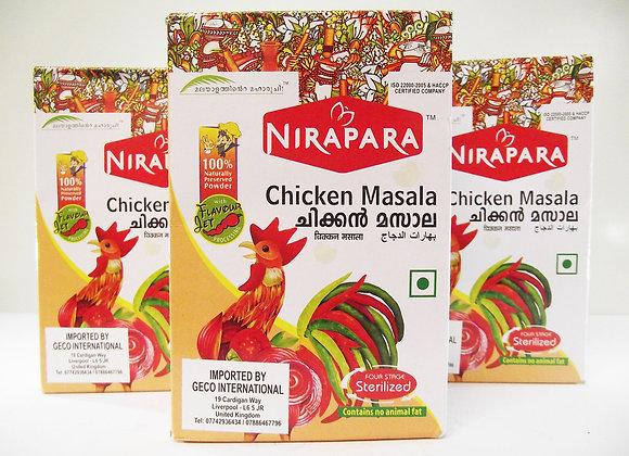 Nirapara Chicken Masala