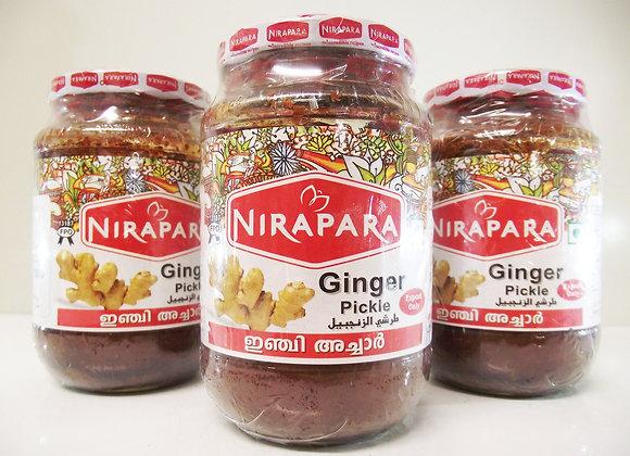 Nirapara Ginger Pickle
