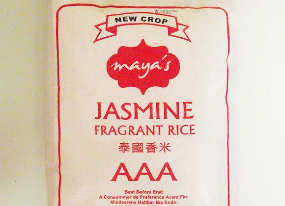 Maya AAA Jasmine Rice 10kg