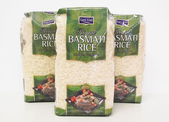 East End Royal Basmati Rice 1 Kilo