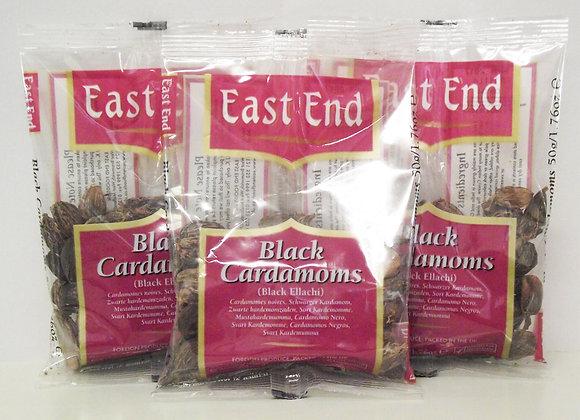 East End Black Cardamons (Black Elaichi)
