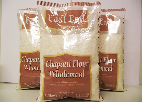 East End Chapatti Flour Wholemeal