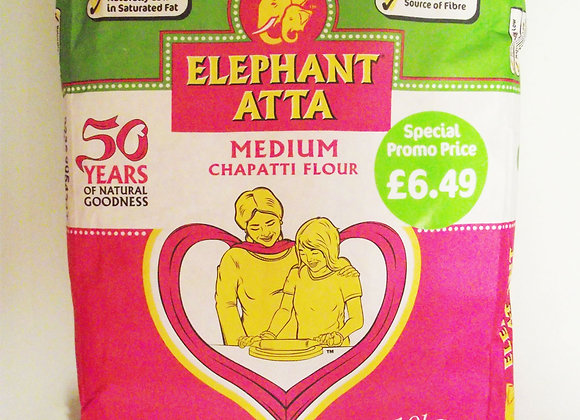 Elephant Medium Atta 10kg
