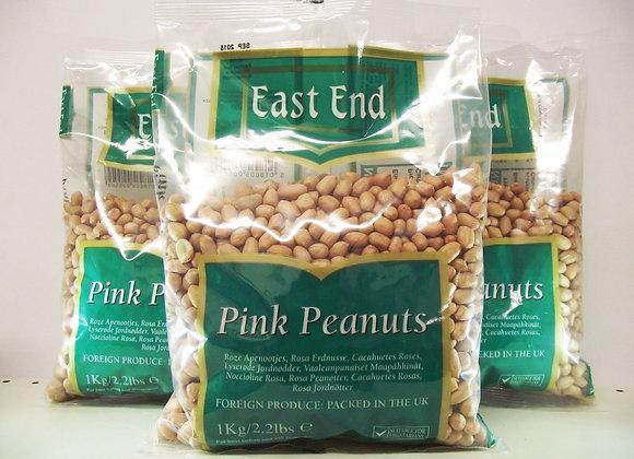East End Pink Peanuts 1kg