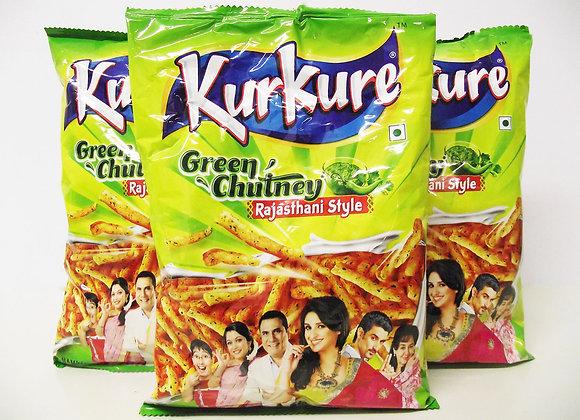 Kurkure Green Chutney