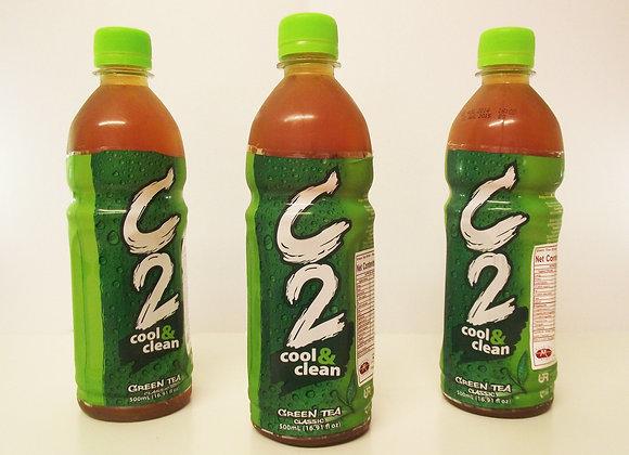 C2 Cool & Clean Green Tea