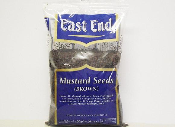 East End Mustard Seeds (Brown) 400g