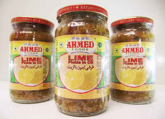Ahmed Lime (Pickle in Oil)