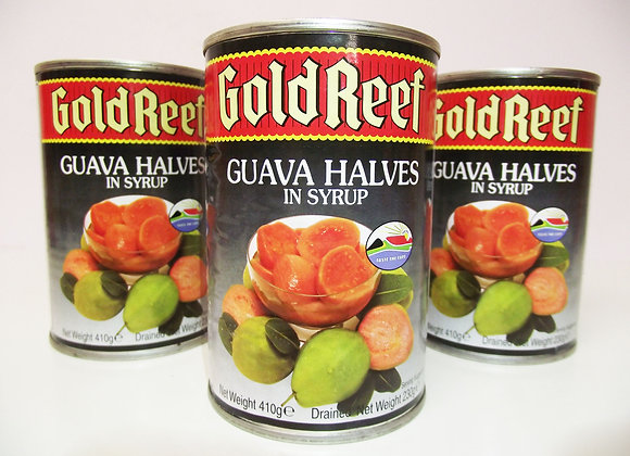Gold Reef Guava Halves (in Syrup)