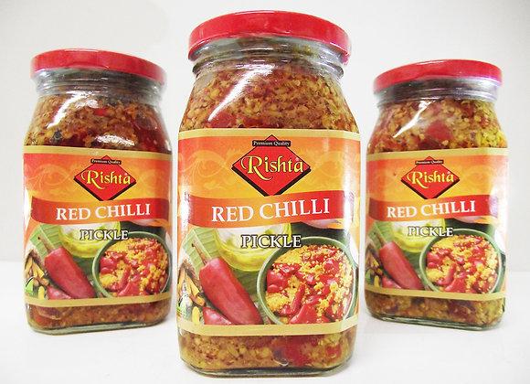 Rishta Red Chilli Pickle