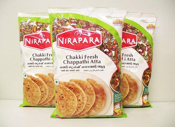 Nirapara Chakki Fresh Chapatti Atta