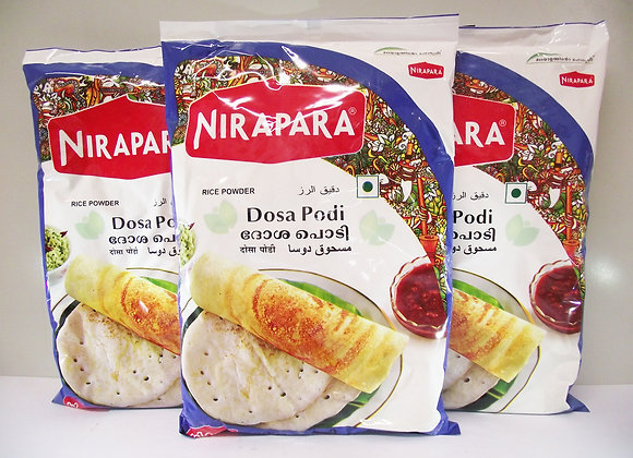 Nirapara Dosa Podi (rice powder)