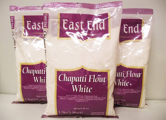 East End Chapatti White 1.5kg