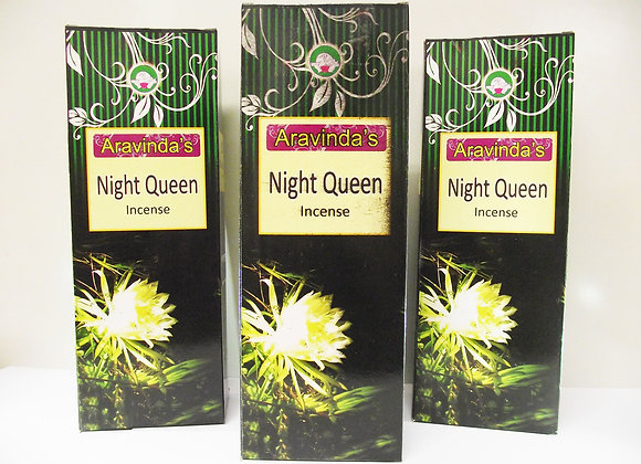 Aravinda's Night Queen Incense