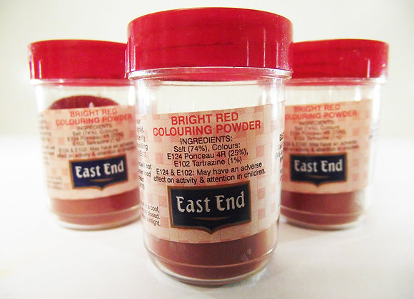 East End Red Colouring Powder