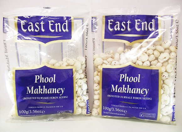 East End Phool Makhaney (Popped Lotus Seeds)