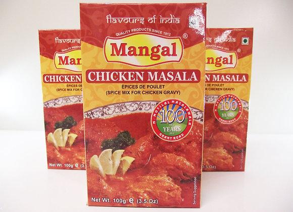 Mangal Chicken Masala