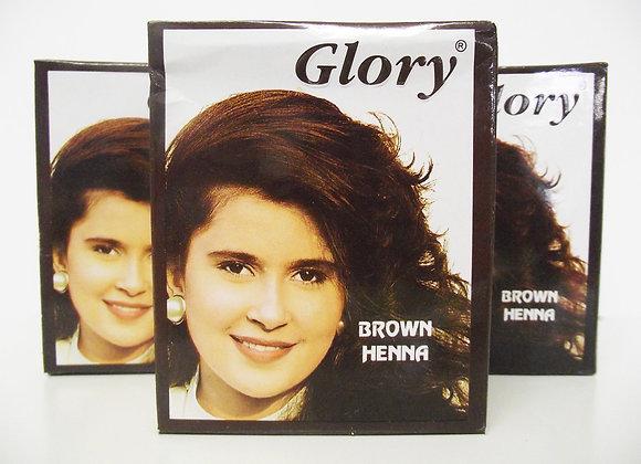 Glory Brown Henna