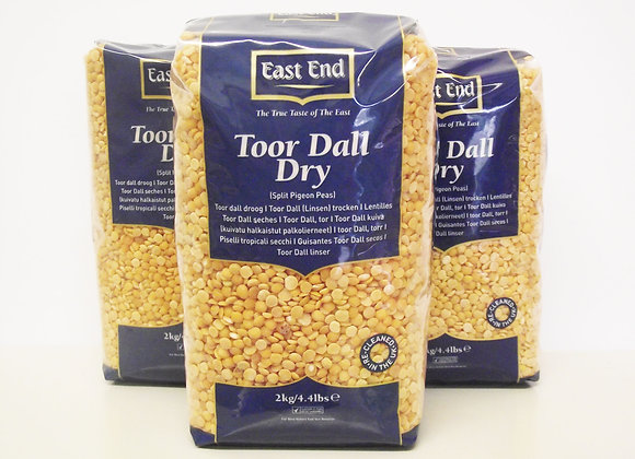 East End Toor Dall 2kg