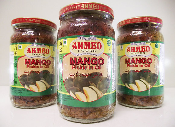 Ahmed Mango (Pickle in Oil)