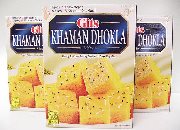 Gits Khaman Dhokla Mix