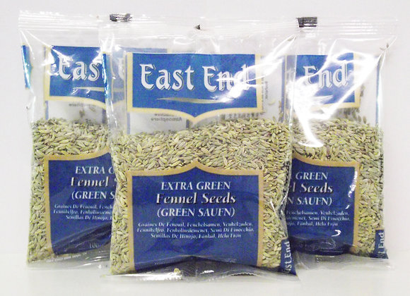East End Fennel Seeds (green saunf) 100g