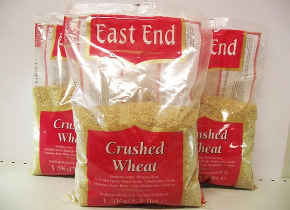 East End Crushed Wheat 1.5 Kilo