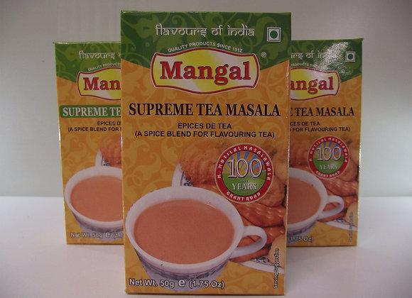 Mangal Supreme Tea Masala