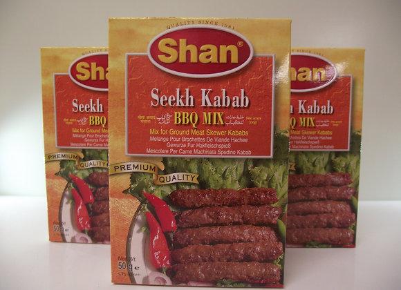 Shan Seekh Kabab