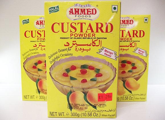 Ahmed Mango Custard Powder
