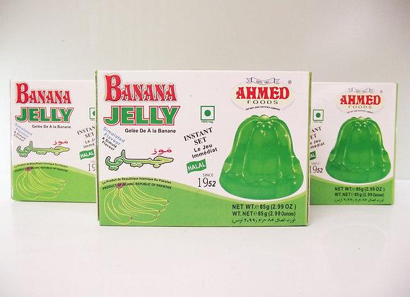 Ahmed Banana Jelly
