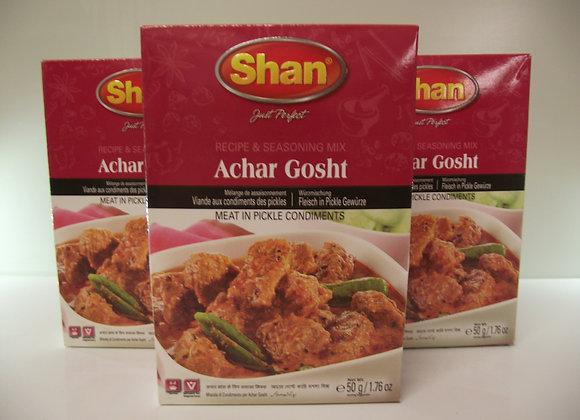 Shan Achar Gosht Curry