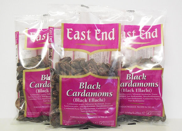 East End Black Cardamons (Black Elaichi)