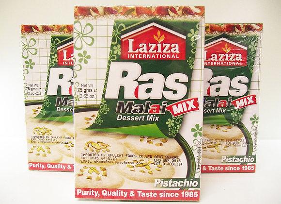 Laziza Ras Malai Mix Pistachio