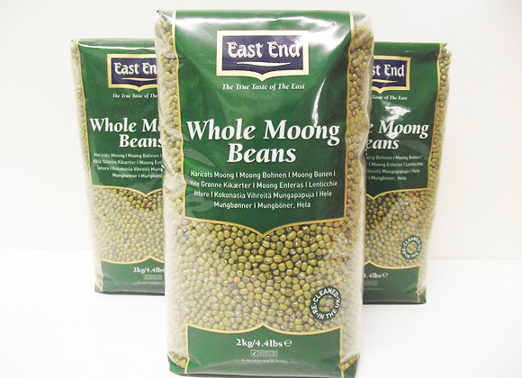 East End Moong Beans (Whole) 2kg