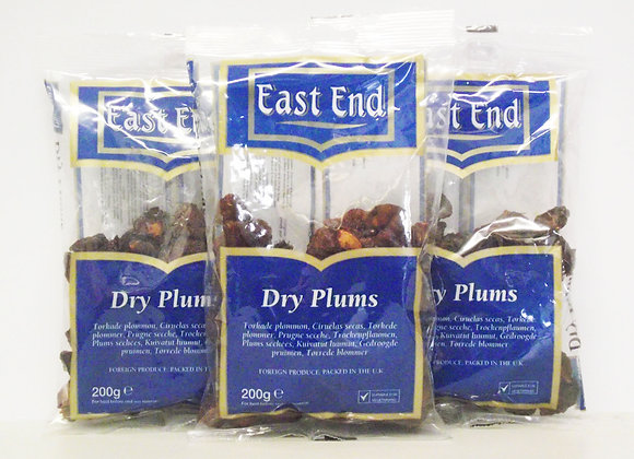 East End Dry Plums