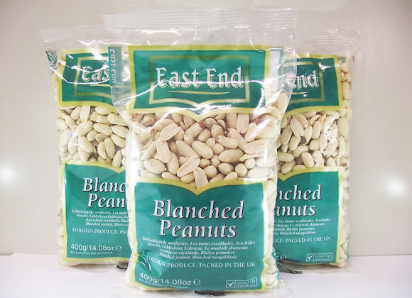 East End Blanched Peanuts