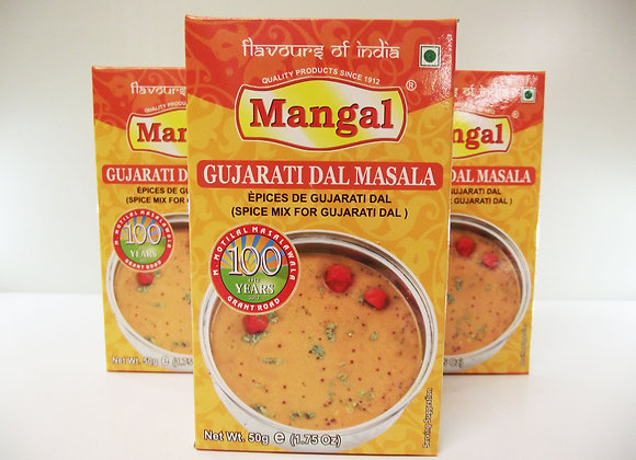 Mangal Gujarati Dal Masala